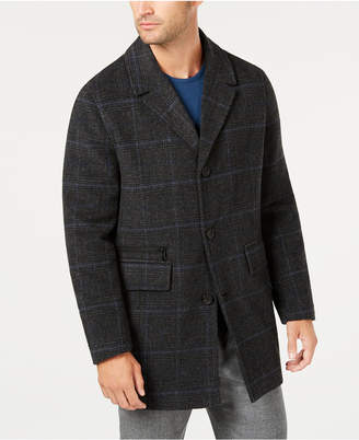 Calvin Klein Men Wool Overcoat