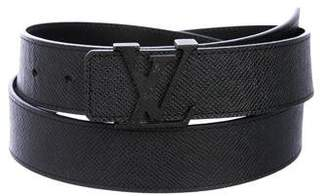 Louis Vuitton Taïga Initiales 35MM Belt