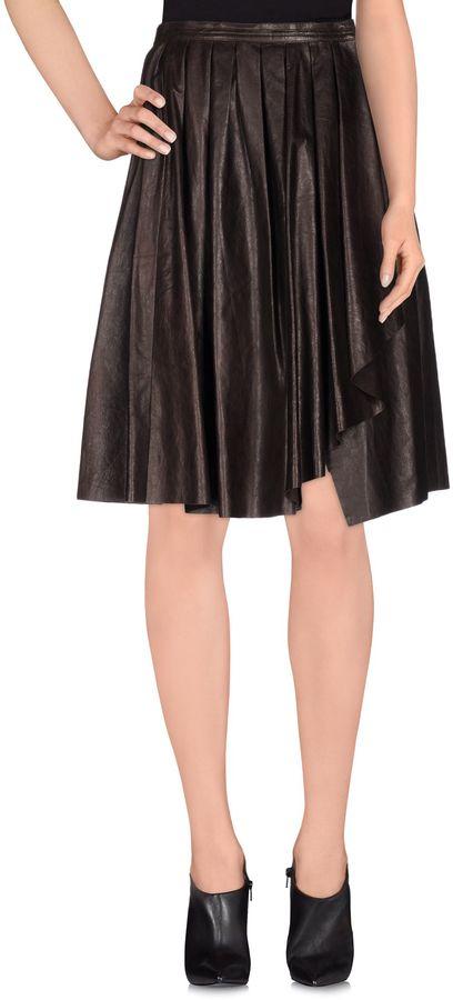 TrussardiTRUSSARDI Knee length skirts