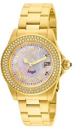 Invicta Women's 'Angel' Quartz Stainless Steel Casual Watch