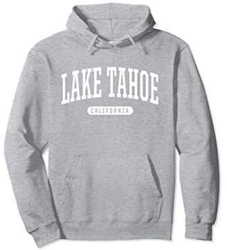 Lake Tahoe Hoodie Sweatshirt College University Style CA