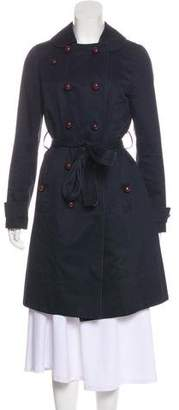 Marc by Marc Jacobs Casual Knee-Length Coat