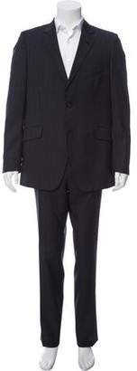 Etro Pinstripe Two-Piece Suit