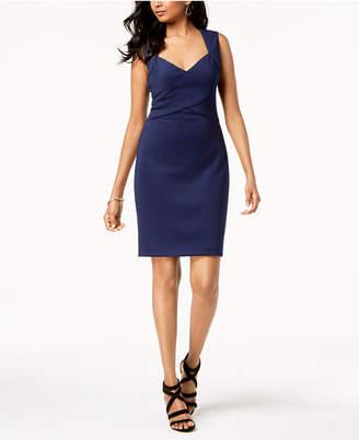 Jessica Howard Cutout-Back Sheath Dress