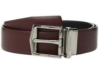 Burberry James Reversible London Leather Belt