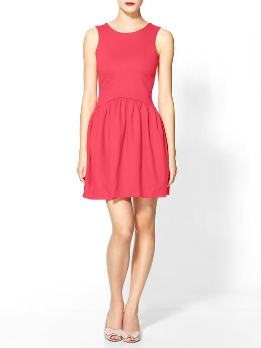 RED Valentino Thick Stitched Jersey Dress