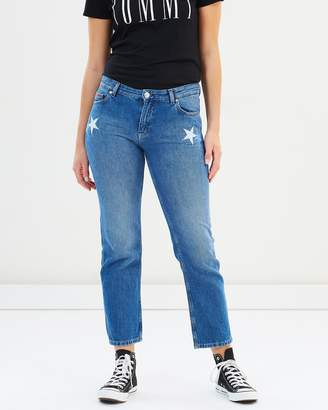 Tommy Jeans Regular Rise Straight Lana Jeans