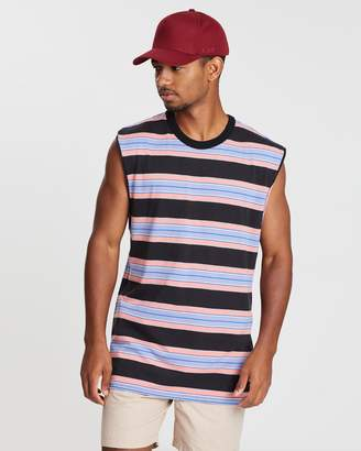 Cotton On Drop Shoulder Muscle Tee