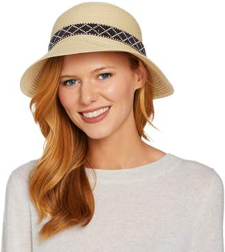 Physician Endorsed Marilyn Beaded Sunhat