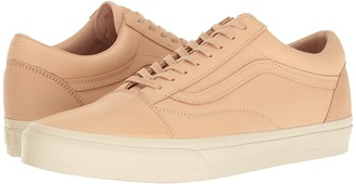 Vans - Old Skool DX Tan) Skate Shoes $80 thestylecure.com