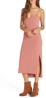 Women's Billabong Great News Midi Dress $39.95 thestylecure.com