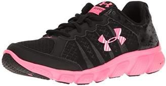 Under Armour Men's Grade School Micro G Assert 6 Sneaker