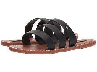 Roxy Sonia Three Strap Sandals