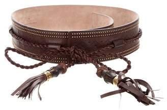 244aa48cb15 Gold Tassel Belt - ShopStyle