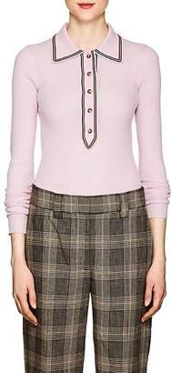 Acne Studios Women's Stripe-Detailed Rib-Knit Sweater