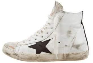 Golden Goose Fancy High-Top Sneakers