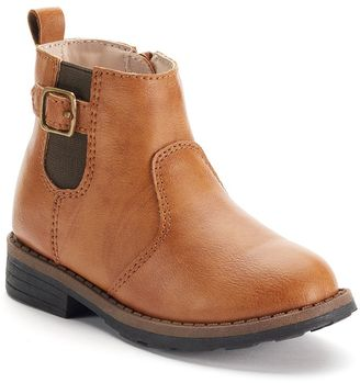 Carter's Farfala Toddler Girls' Ankle Boots $44.99 thestylecure.com
