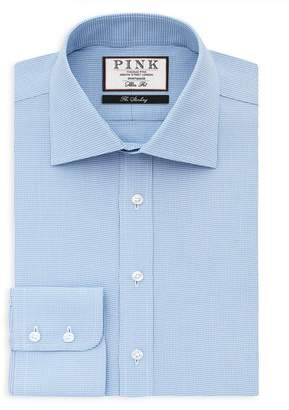 Thomas Pink Hobson Textured Dress Shirt - Bloomingdale's Regular Fit