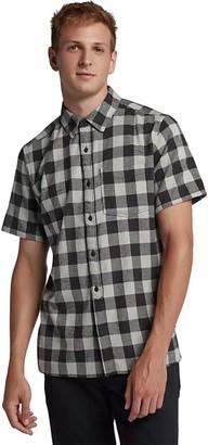 Hurley Bison Woven Short-Sleeve Top - Men's