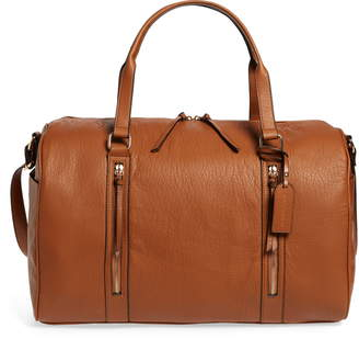 Sole Society Garyn Faux Leather Duffle Bag