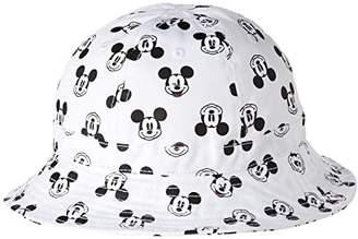 Disney (ディズニー) - [ディズニー] ミッキーマウスハット 333101205 ボーイズ ホワイト 日本 50 (FREE サイズ)