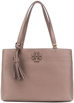 Tory Burch mcgraw triple compartment bag