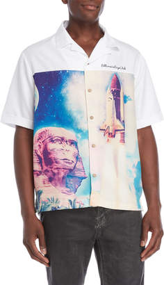 Billionaire Boys Club Egyptian Nights Shirt