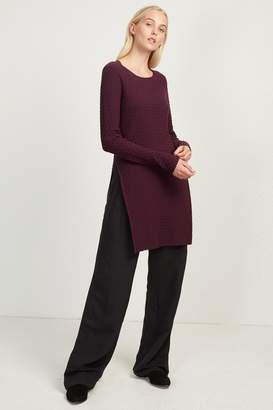 French Connenction Relie Knits Split Side Tunic
