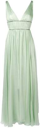 Maria Lucia Hohan V-neck maxi dress