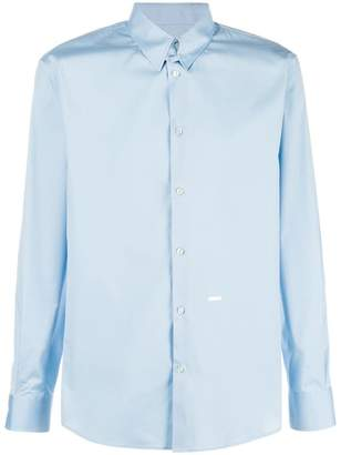 DSQUARED2 classic fitted shirt