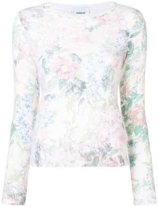 Dondup floral print sweater