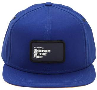 G Star G-Star Uotf Data Cotton Twill Snapback Hat