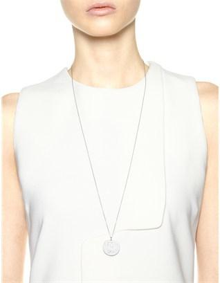 Sarah Chloe Silver Large Mia Pendant