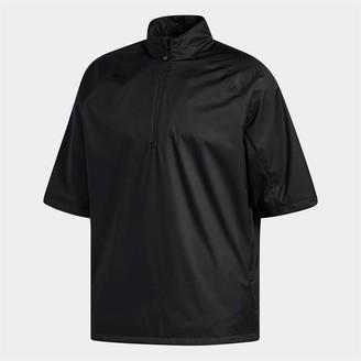 adidas Mens Golf Climastorm Provisional II Rain Jacket Black