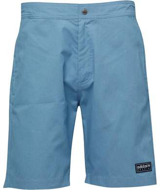 adidas x Spezial Mens Chambray Shorts Tactile Blue