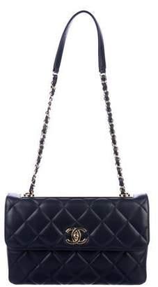 c20e9e5c3d9349 Chanel Blue Shoulder Bags - ShopStyle