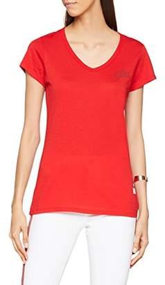 G Star G-Star Women's 14 Slim V T Wmn S/S T-Shirt,Large