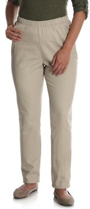 Chic Women's Stretch Twill Pull On Pant