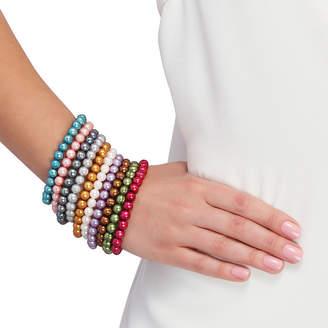 Honora LEGACY Multi Color Cultured Freshwater Pearl Beaded Bracelet