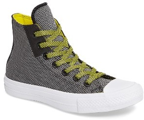 Women's Converse Chuck Taylor All Star Ii Basket Weave High Top Sneaker $89.95 thestylecure.com