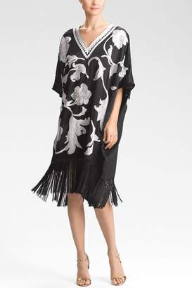 Josie Natori Couture Batik Tunic