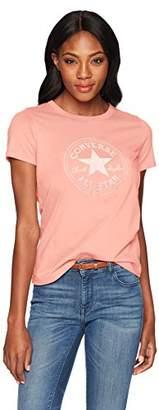 Converse Foil Chuck Patch Short Sleeve Crew T-Shirt