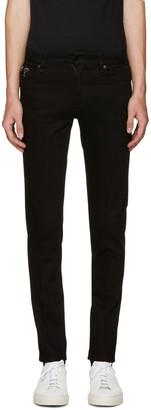 Fendi Black Skinny Jeans $600 thestylecure.com