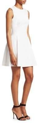 Theory Modern Pique-Knit Tea Dress