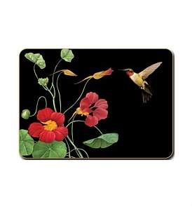 Cinnamon Botanicals 2 Placemats Set Of Six