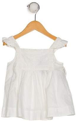 Ralph Lauren Girls' Eyelet Dress