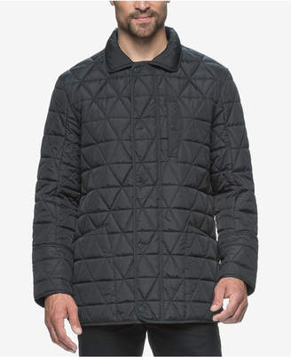 Andrew Marc Big & Tall Quilted Field Jacket