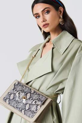 Trendyol Snake Printed Shoulder Bag