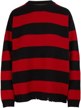 Marc Jacobs The Grunge wool sweatshirt