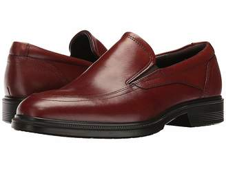 Ecco Lisbon Apron Slip-On Men's Slip-on Dress Shoes
